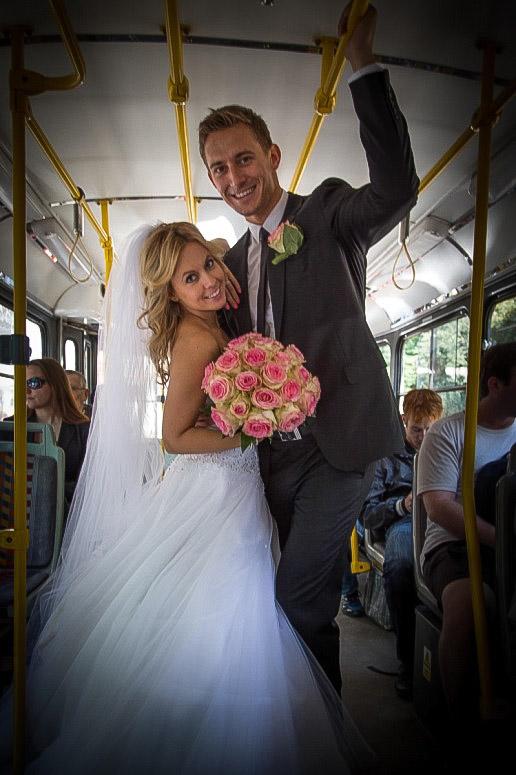 Profesinální fotograf svateb