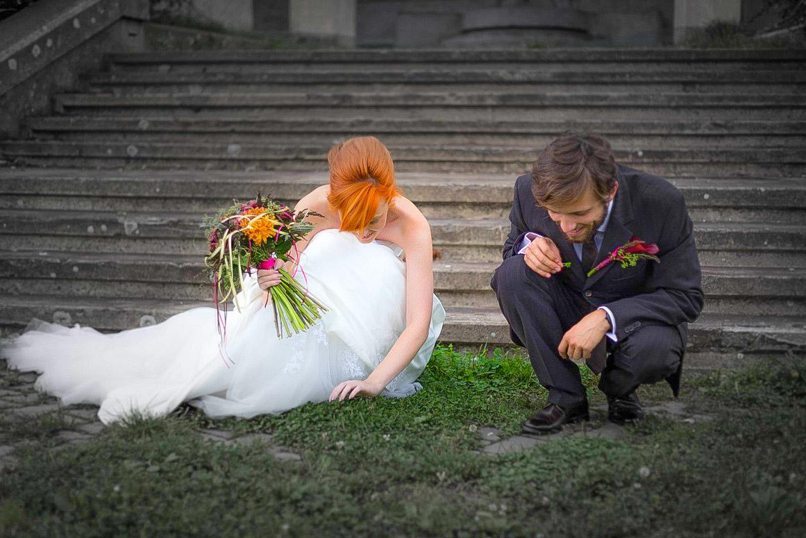 Svatební fotograf Praha