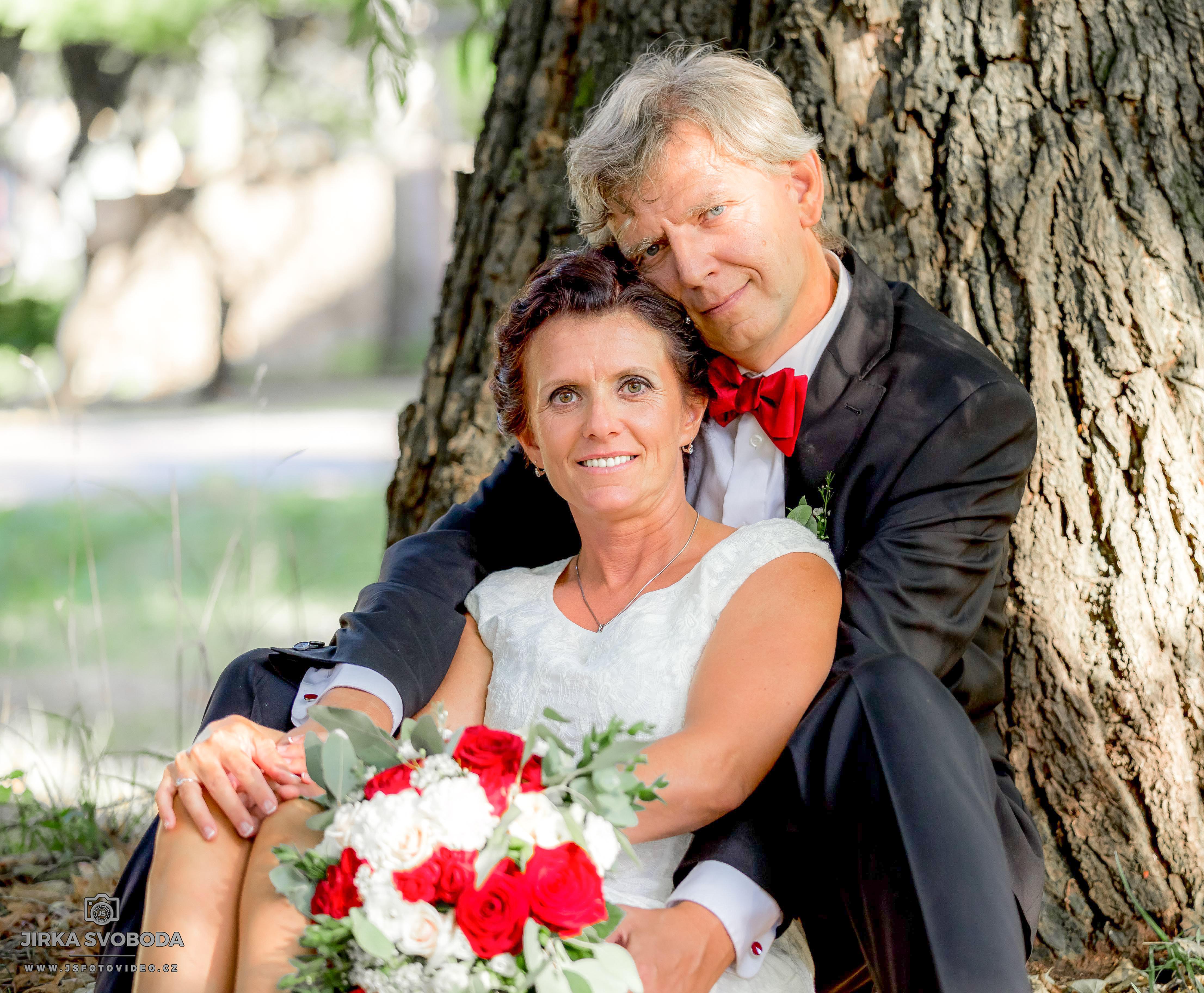 Praha – svatební fotograf