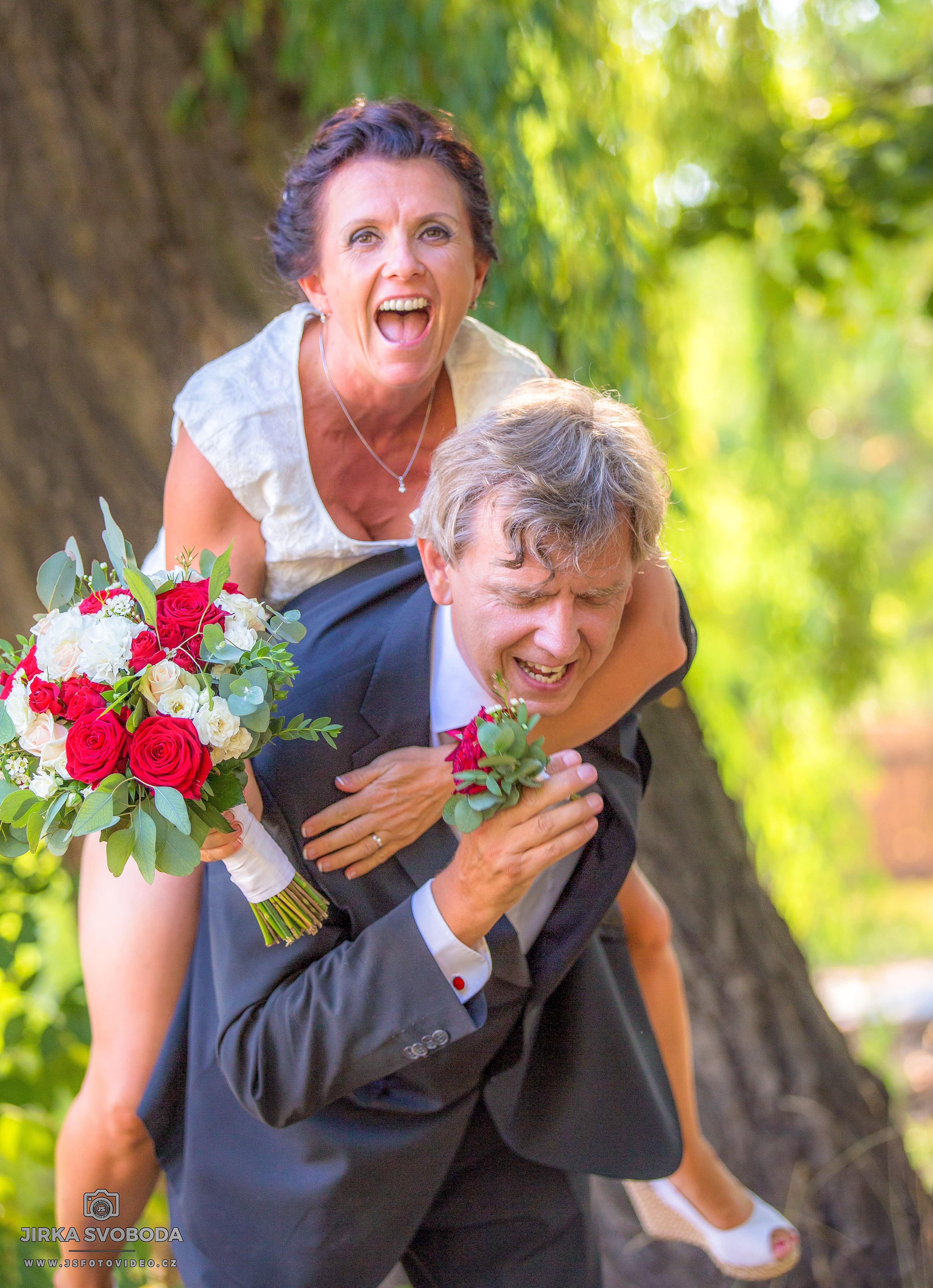 Jirka Svoboda – svatební fotograf