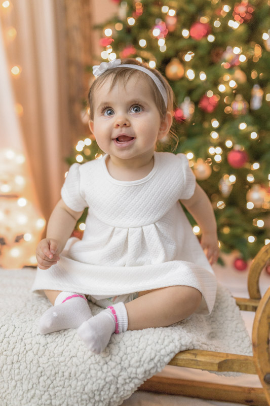 vánoční fotografie