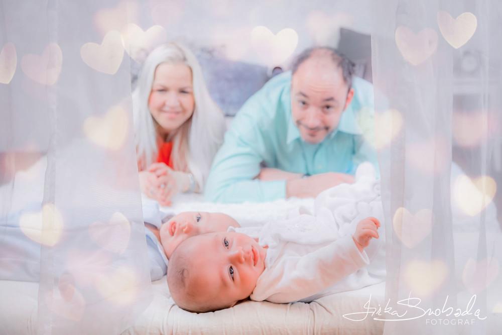 NATHAN & SEBASTIAN – rodinné focení